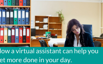 How a virtual assistant can help you get more done in your day.
